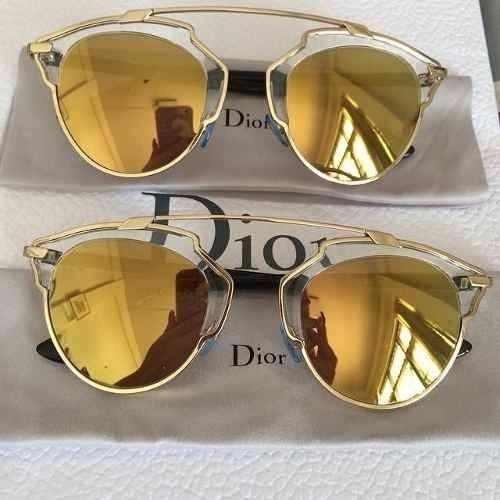 942b8efdde5 Óculos Christian Dior So Real Na Cx Completo Frete Free - R  349