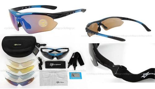 óculos  ciclismo 5 lentes  bike original  rockbros