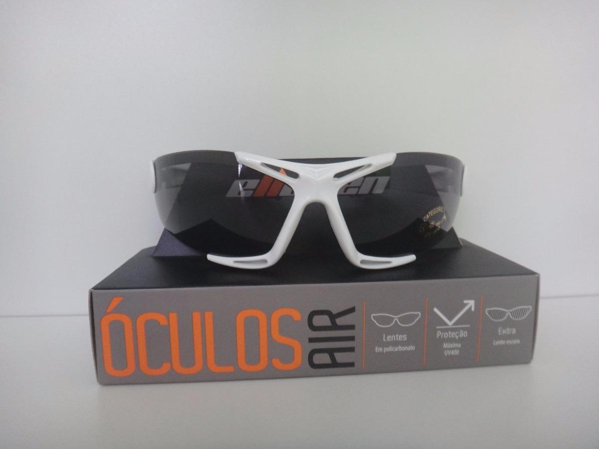 Óculos Ciclismo Elleven Branco Uv 400 E Lentes Extras - R  69,90 em ... 3f162c76c5