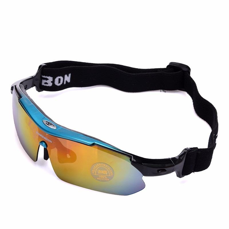 3e29475fd6f78 óculos ciclismo esportivo bike proteção uv400 preto ou azul. Carregando  zoom.