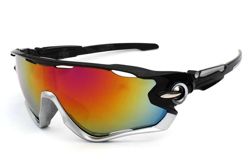 a0d760c3c55fe Óculos Ciclismo Estilo Jawbreaker Mtb Estrada 100% Uv400