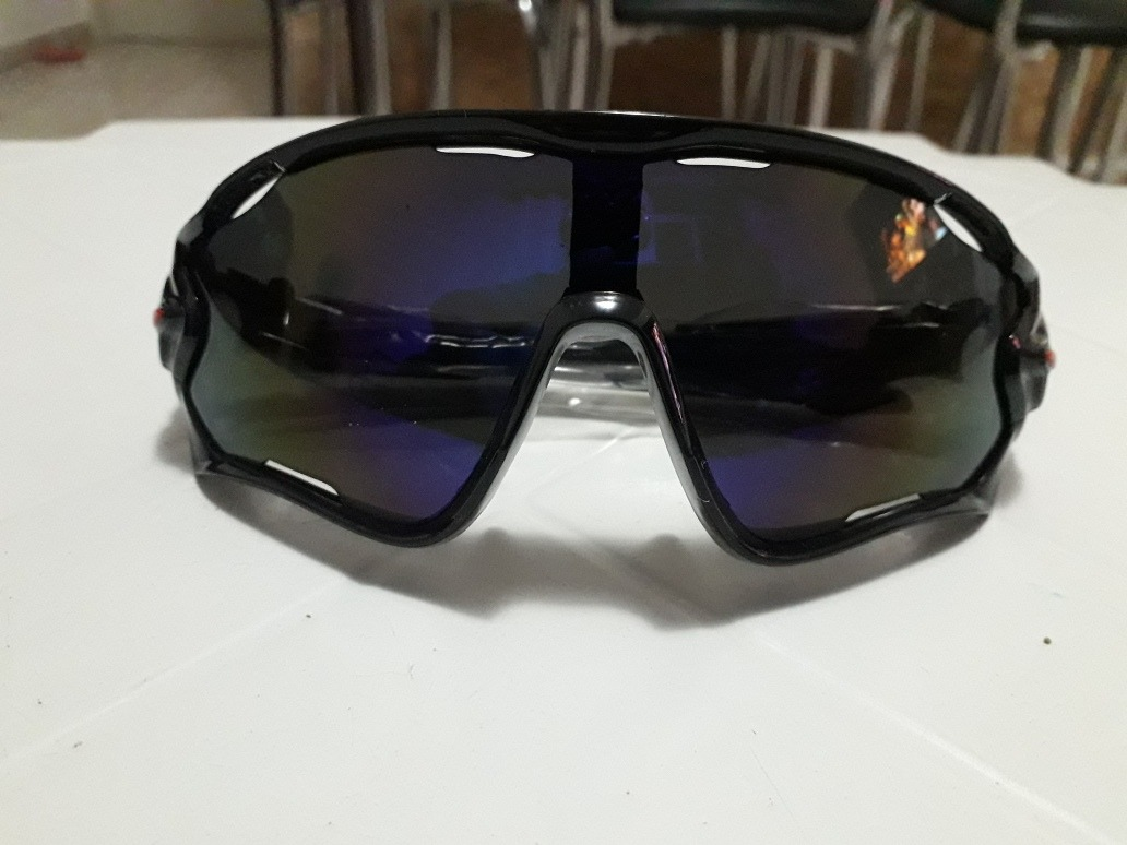 5df0f4b437b7d Óculos Ciclismo Estilo Jawbreaker Mtb Estrada 100% Uv400 - R  30