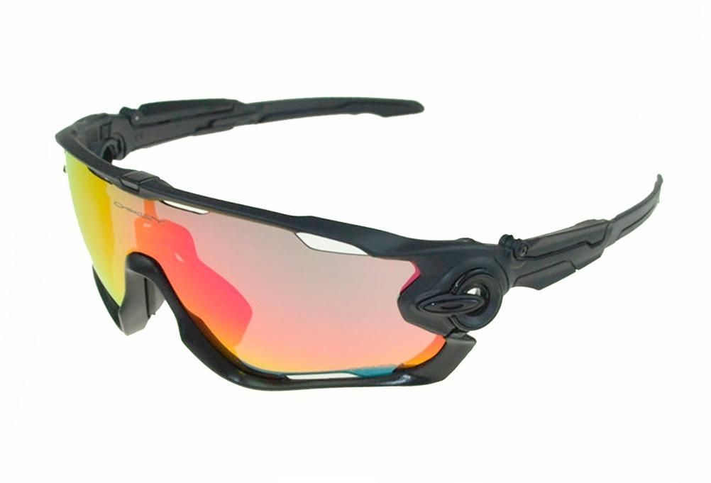 Óculos Ciclismo Jawbreaker Preto Fosco - 5 Lentes - R  199,90 em Mercado  Livre 6dc686df70