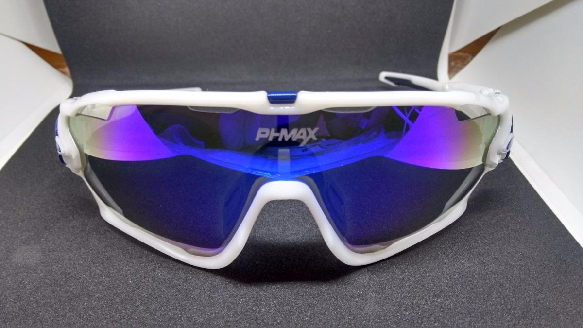 Óculos Ciclismo Mtb, Speed, Corrida 5 Lentes Branco Réplica - R  145 ... 4524d6a7b8