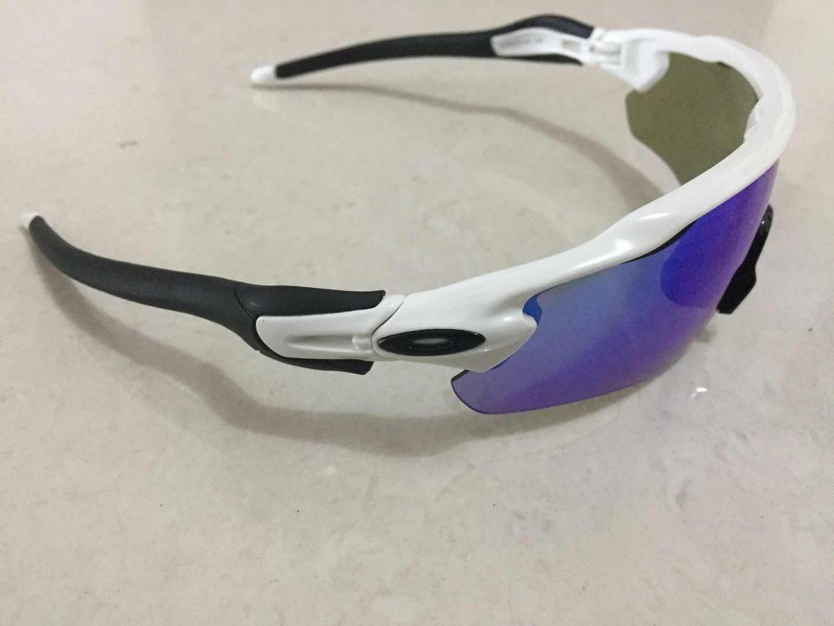 eace6c4e612ed Carregando zoom... ciclismo oakley óculos. Carregando zoom... óculos  ciclismo oakley radar ev 5 lentes mais clip grau