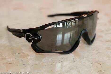 Óculos Ciclismo Oakley Jawbreaker 8 Lentes Fotocromático Top - R ... de78c640f8