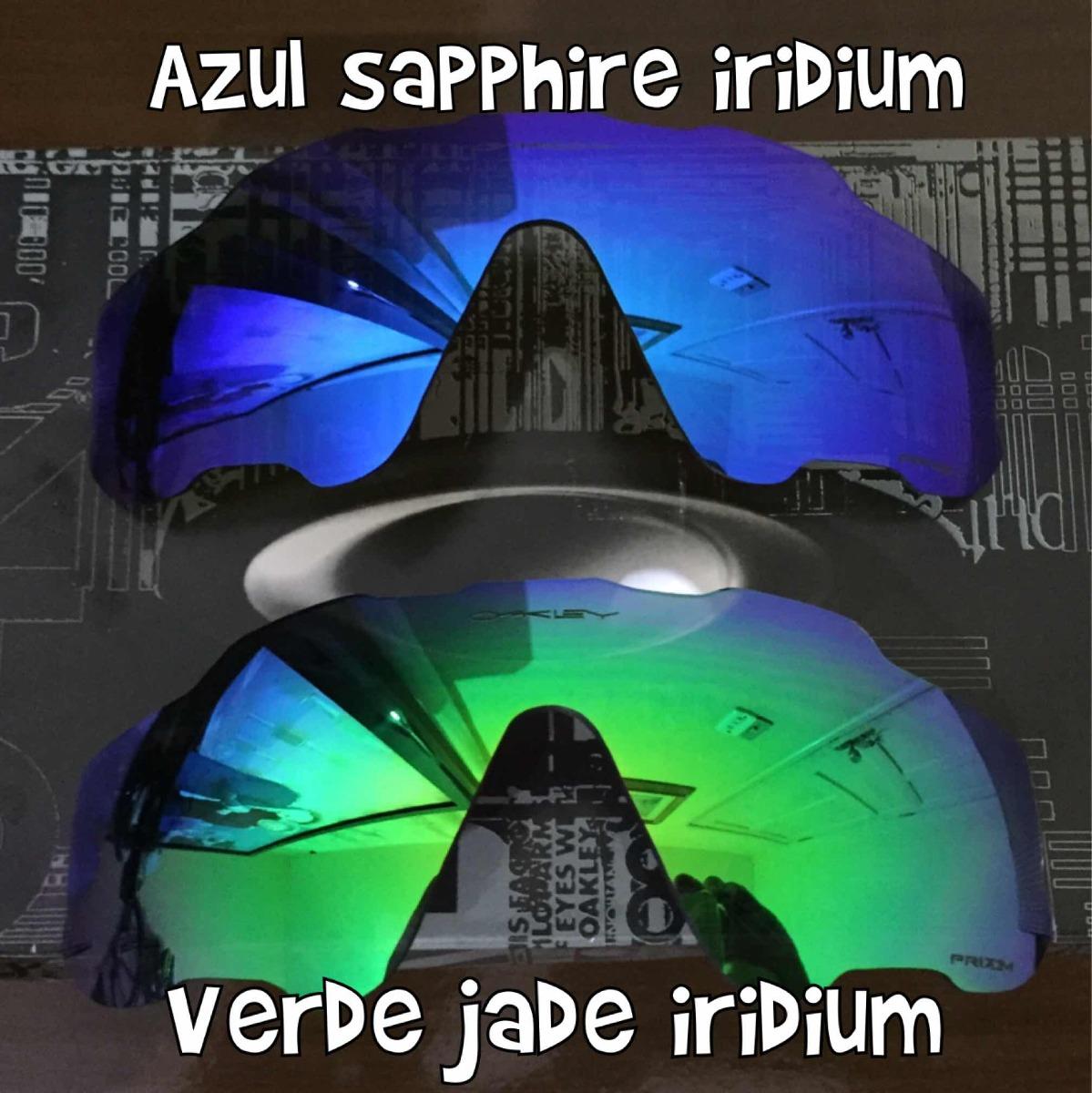 óculos ciclismo oakley jawbreaker 8 lentes fotocromático top. Carregando  zoom. 5bec1a886f