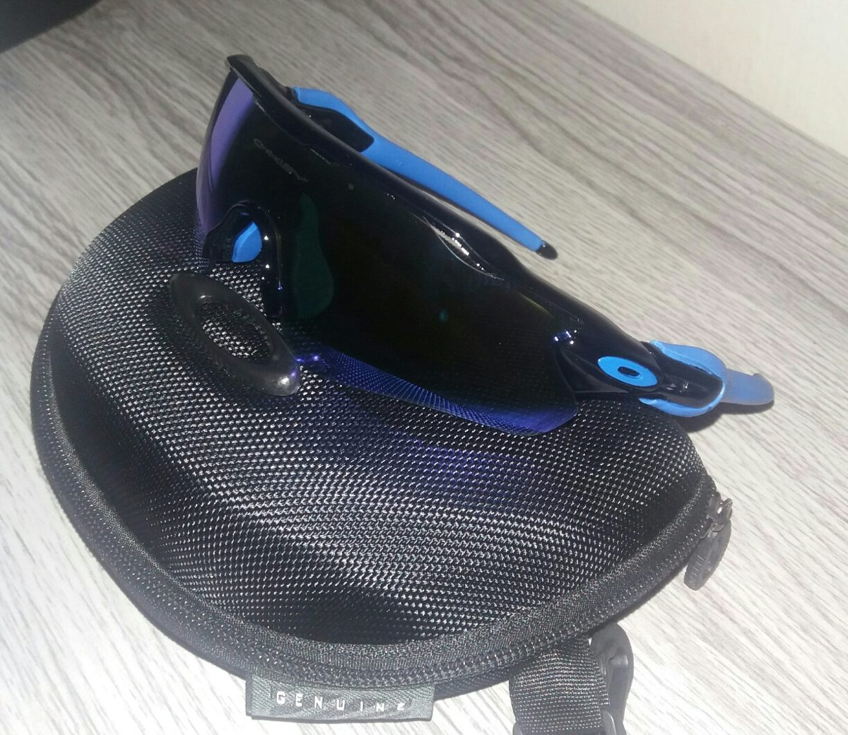 b8b1fe08762c3 Oculos Ciclismo Oakley Radar Ev Path 5 Lentes - R  190,00 em Mercado ...