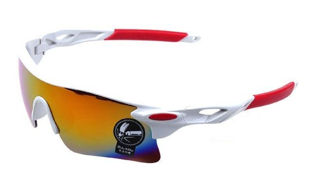 68c3c6b8af560 Óculos De Sol Ciclista Esporte Óculos Ciclismo Esportivo Uv - R  29 ...
