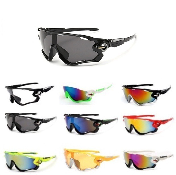 1dbb74f89c45e Óculos Ciclismo Profissional Estilo Jawbreaker Uv400 Top - R  29