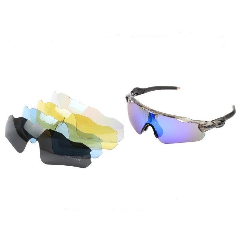 d3f231eaf Óculos Ciclismo Radar Ev / Jawbreaker - Kit 5 Lentes Cores - R$ 220 ...