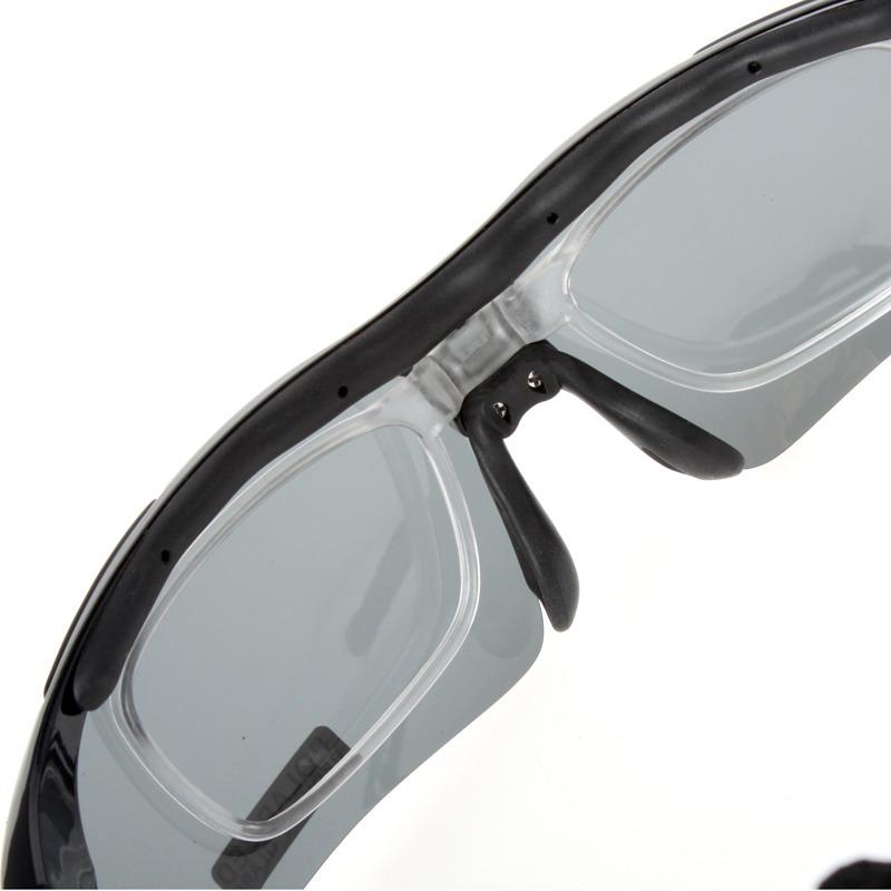 óculos ciclismo rockbros 5 lentes uv sendo 1 polarizada. Carregando zoom. 364df88990