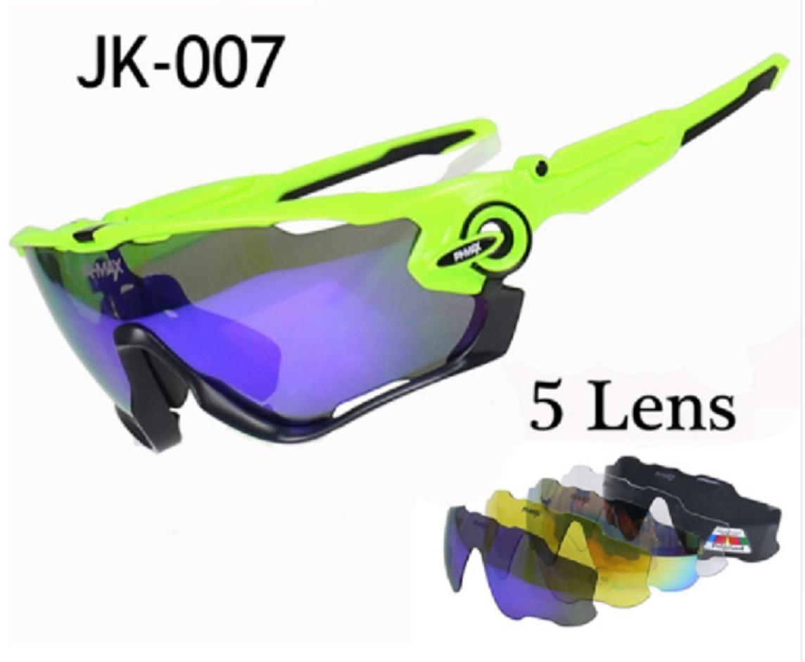 óculos ciclismo sol 5 lentes polarizado phmax várias cores. Carregando zoom. ae1f1a1c77