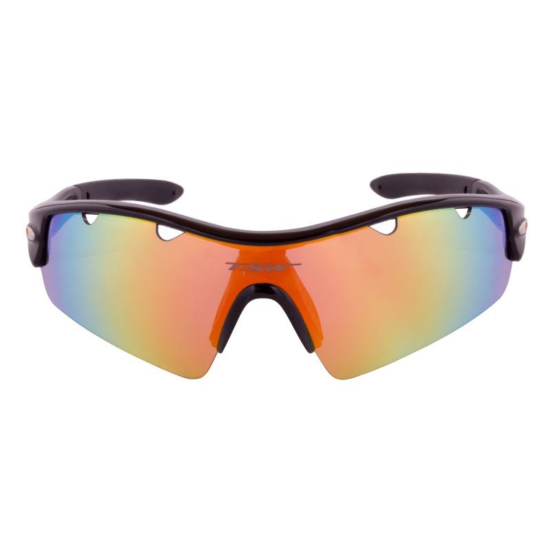 óculos ciclismo tsw alux preto 3 lentes polarizadas - em 12x. Carregando  zoom. 984064c794