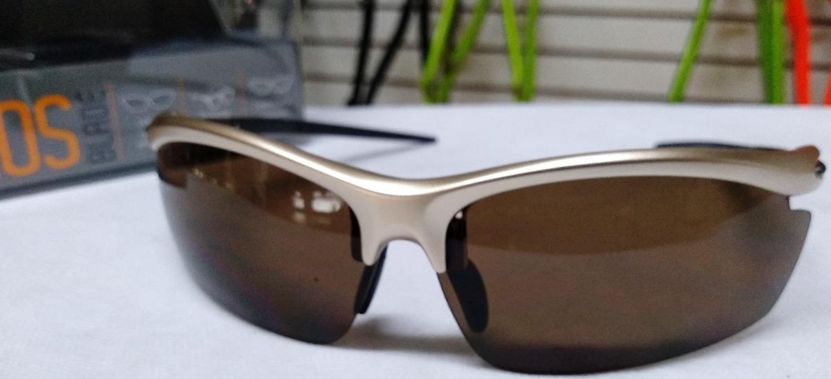 óculos ciclista elleven blade dourado 2 lentes transparentes. Carregando  zoom. d1e6f07de5