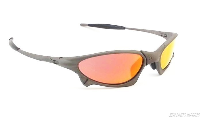 Óculos Ciclope Oakley Penny - Lentes Ruby 100% Polarizadas - R  249 ... 6336a927cd