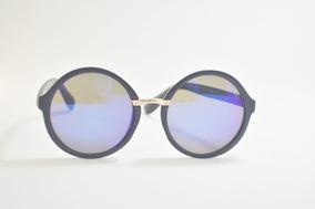 d1a86c0f47 Oculos Redondo John Lennon Lente Colorida De Sol - Óculos no Mercado Livre  Brasil