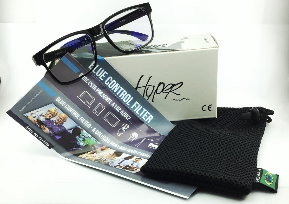 Óculos Com Lentes Blue Control Para Computador - R  199,00 em ... c781a3b380
