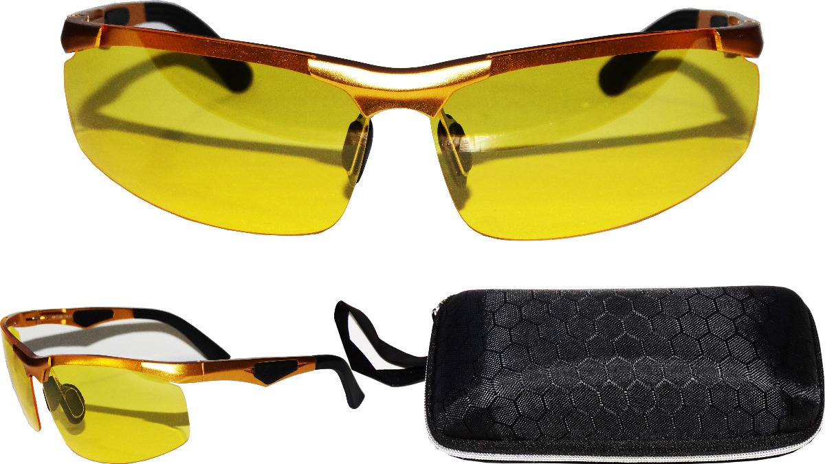 0f8d88dbbe503 Óculos Com Lentes Polarizadas Para Dirigir A Noite - R  189