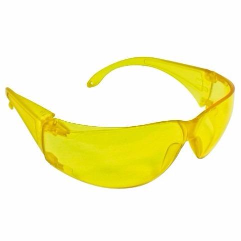 7c642de68681f Óculos Croma Amarelo + Brinde Hasbro Nerf Dardo Proteção - R  22,90 em  Mercado Livre