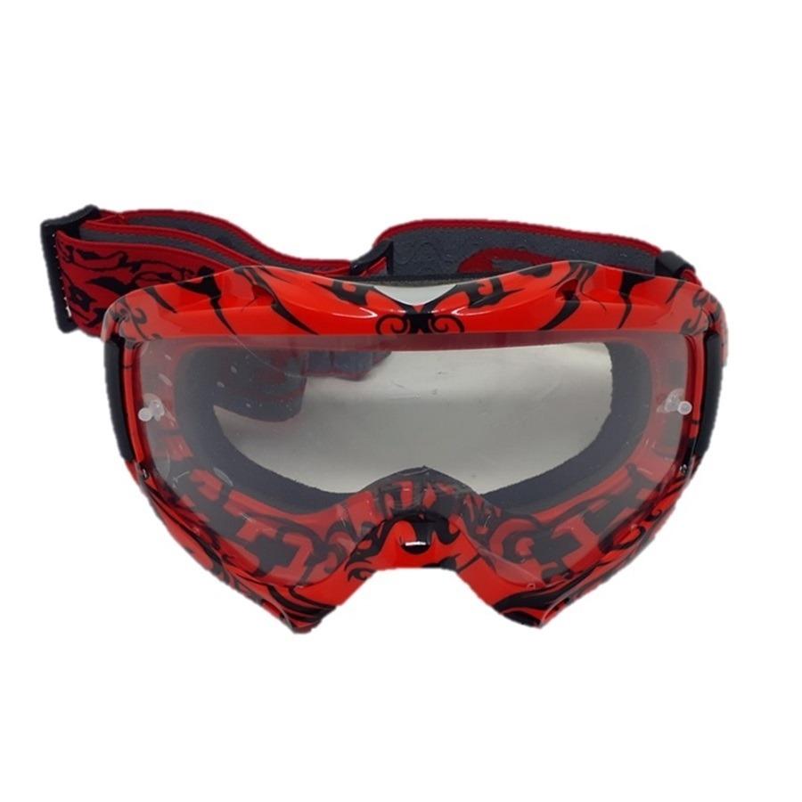 4544a2718 óculos cross / off road helt lente anti risco tear off. Carregando zoom.