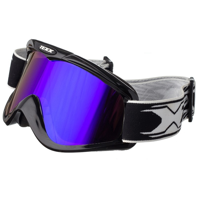 Óculos Cross Trilha Texx Fx-4 Off Road Lente Iridium - R  149,00 em ... 7a7b8864e8