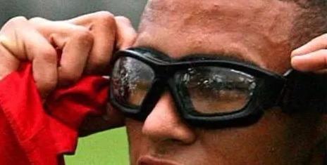 1c97ac06b1f4c Óculos D-tech Para Futebol + Adaptador De Lentes De Grau - R  99,00 ...