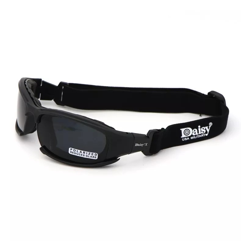 Óculos Daisy X7 Moto Airsoft Tenis Polarizado. 4 Lentes! - R  149,00 ... 63389ed173