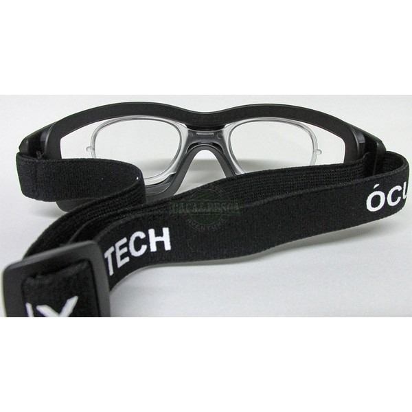 Oculos Danny Incolor Ideal Para Futebol Protecao Clip Grau - R  89 ... e6a5cafe1b