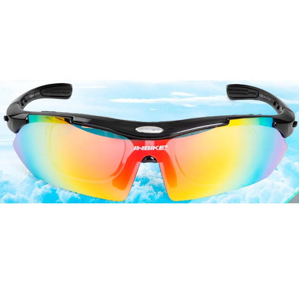 d820c892bcf51 oculos de ciclismo esporte polarizado inbike uv c  5 lentes. Carregando  zoom.