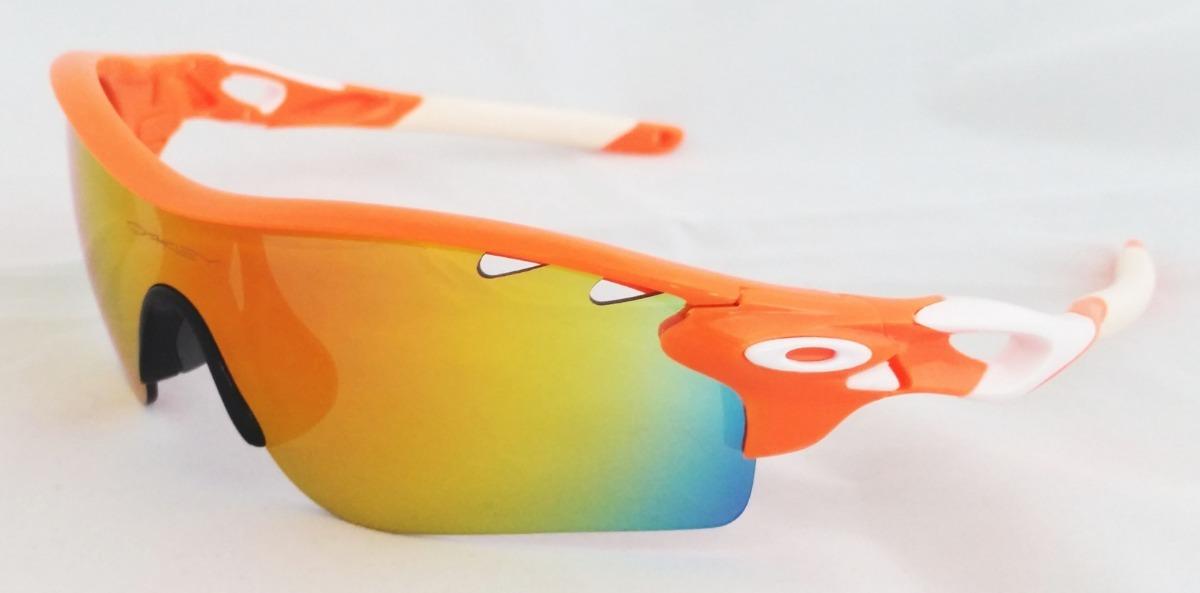 e6f15ea4a86f5 Óculos De Ciclismo Radarlock - 5 Lentes - R  160,00 em Mercado Livre