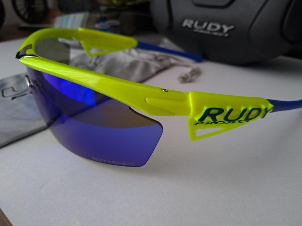 Óculos De Ciclismo Rudy Project Genetyk, 3 Lentes. - R  229,00 em ... 2ae12cc5e4