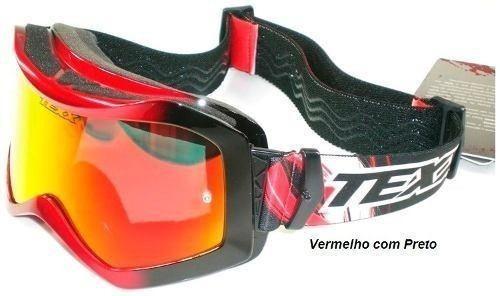 oculos de cross texx raider pro iridium