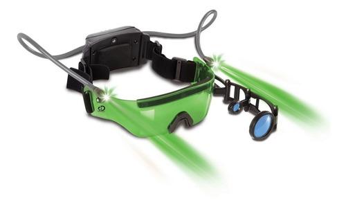 óculos de espionagem com visão noturna - discovery