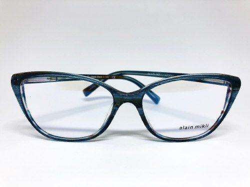 d5e88fd4f4dde Óculos De Grau Alain Mikli Ao 3082 002 - R  1.578,00 em Mercado Livre