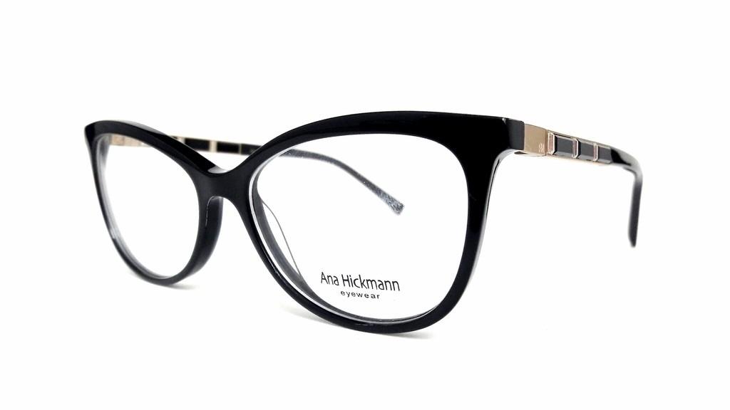 Óculos De Grau Ana Hickmann Ah 6245 A02 - R  510,00 em Mercado Livre aa6a8a41e5