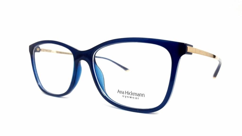 4be246f8f0130 Óculos De Grau Ana Hickmann Ah 6264 T02 - R  420,00 em Mercado Livre