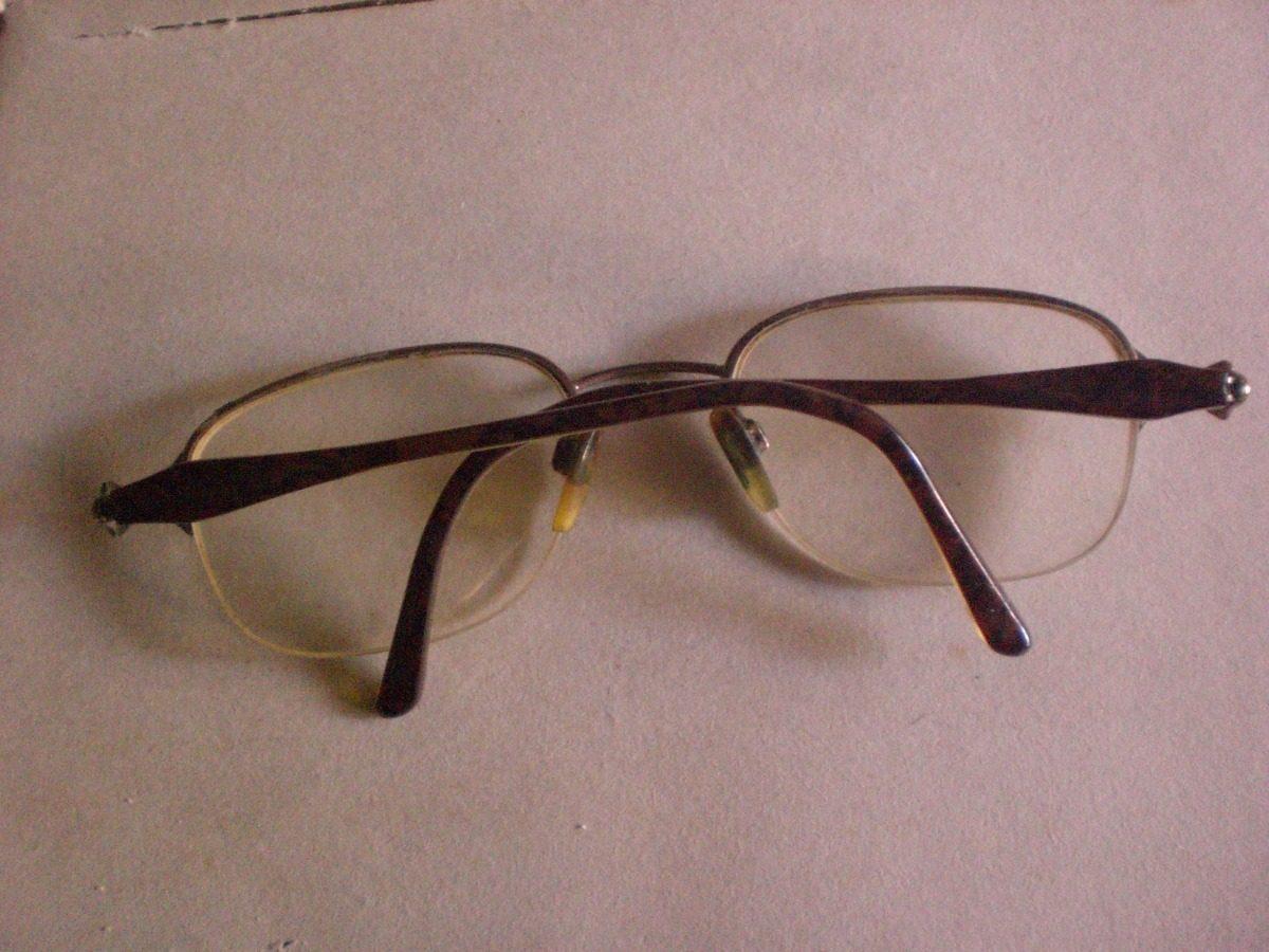 d2176843a Óculos De Grau Antigo (cod.456) - R$ 25,00 em Mercado Livre