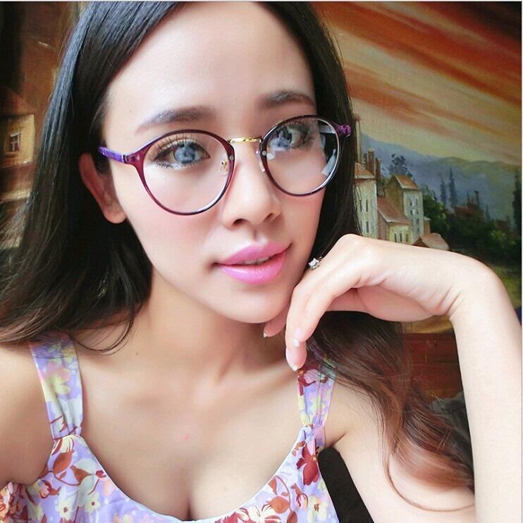 b01609320b89f Oculos De Grau - Armação Redondo Retro De Oncinha - R  34