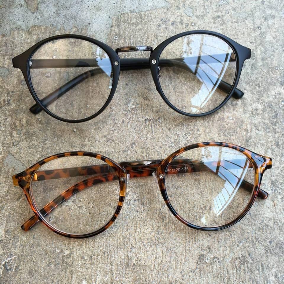 Óculos De Grau - Armação Redondo Retro Preto - R  34,99 em Mercado Livre 206b415a6c