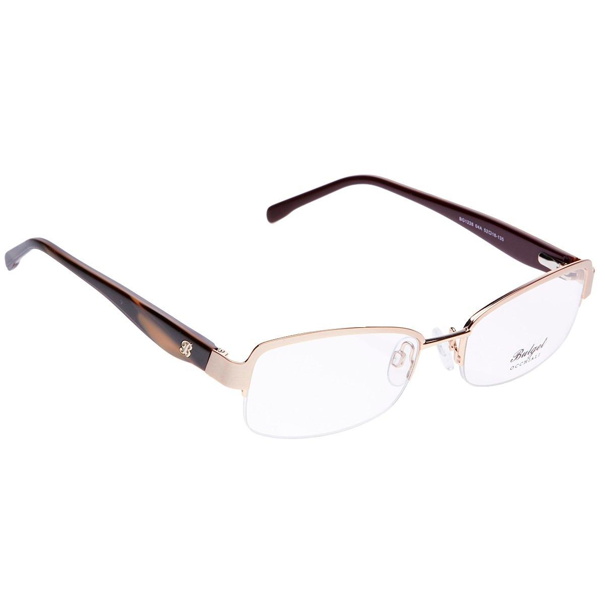7452c2c63ac94 Óculos De Grau Bulget Bg 1228 04a (original)12 X S juros - R  260,00 ...