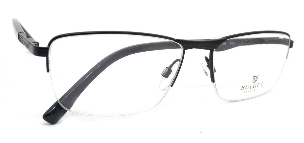 b9f1f3f39b508 Óculos De Grau Bulget Bg1537 (55-16-140) - R  224