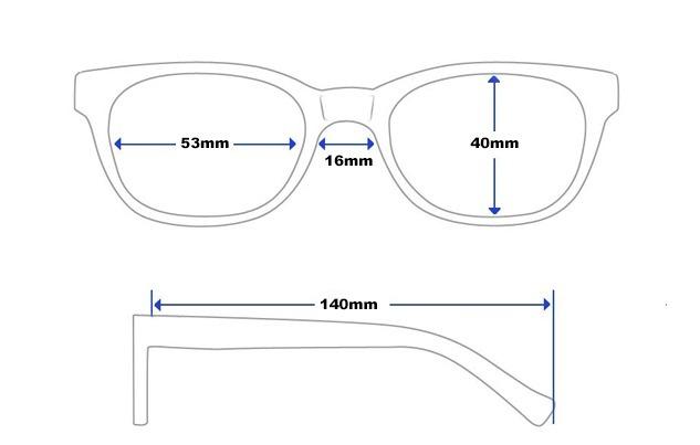 feb902f2346d6 Óculos De Grau Bulget Bg4044 (54-16-140) - R  219
