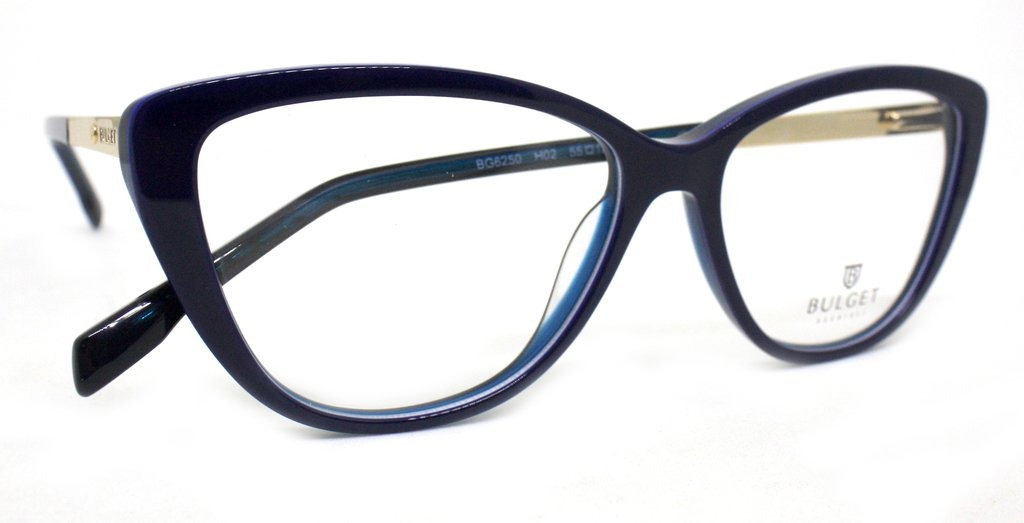 e6ebc6dea9419 Óculos De Grau Bulget Bg6250 Original - R  273,69 em Mercado Livre