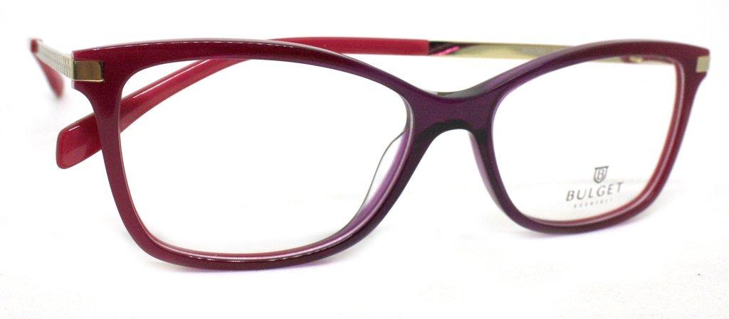 23e7fb8671507 óculos de grau bulget bg6266 (vermelho). Carregando zoom.