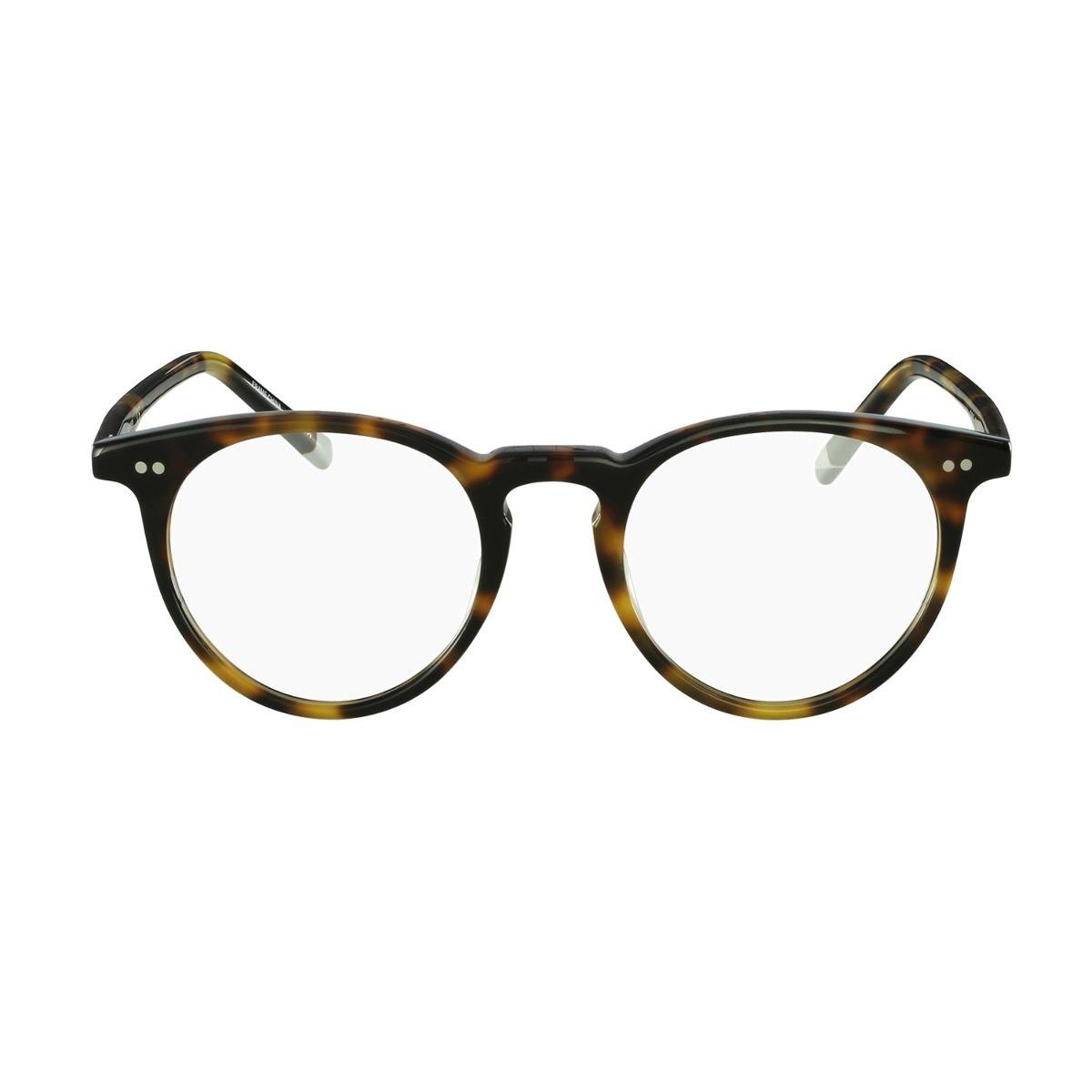 7db5fd12f11a0 Óculos De Grau Calvin Klein Casual Marrom 313734719214 - R  630