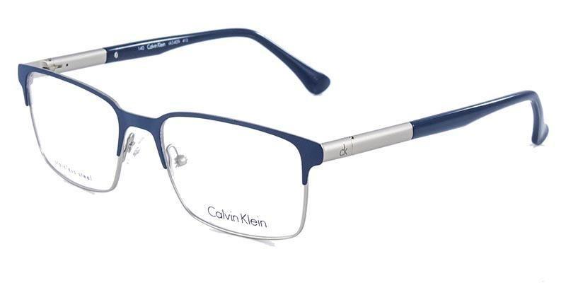 Óculos De Grau Calvin Klein Ck5409 Azul - R  489,90 em Mercado Livre d6b79890b2