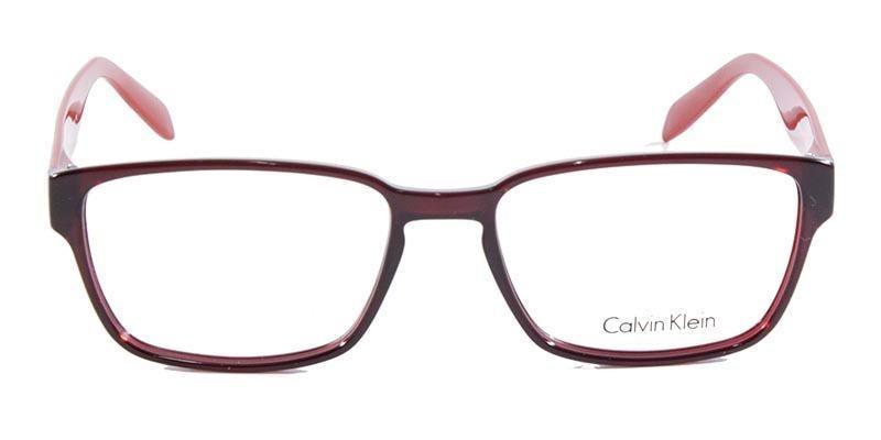 Óculos De Grau Calvin Klein Ck5876 Vermelho - R  529,00 em Mercado Livre 73158b097f