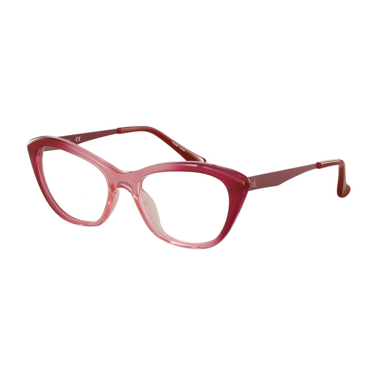 Óculos De Grau Calvin Klein Gatinho Rosa - R  434,00 em Mercado Livre 4863160c96