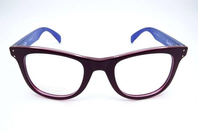 e86fac2a0 óculos de grau capricho roxo com lilás m.76 002 quadrado m. Carregando zoom.